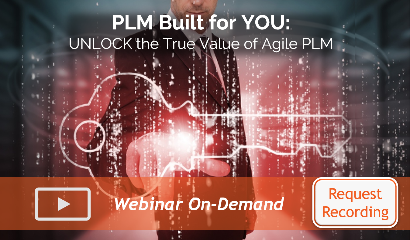 PLM Built For YOU Request Recording