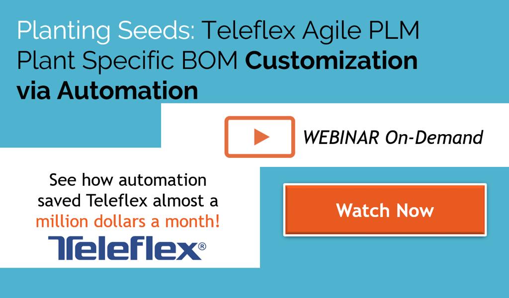Teleflex Planting Seeds Request Recording