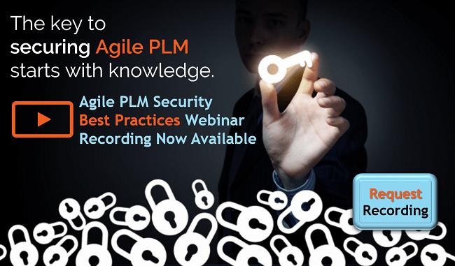 Request Recording Agile Security Webinar