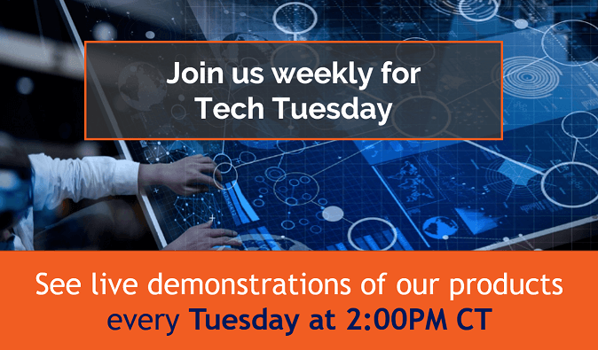 Register for ZWS Weekly Tech Tuesday PLM Product Demo