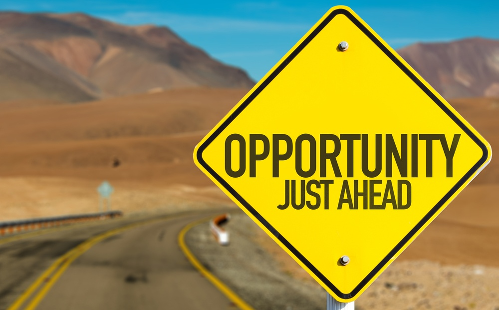 Opportunity Just Ahead sign on desert road-1.jpeg