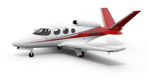 ZWS PTC PLM Cirrus Aircraft Vision Jet